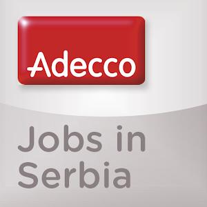 Android aplikacija Adecco Jobs in Serbia