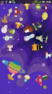Katamari Bouncy Live Wallpaper - screenshot thumbnail