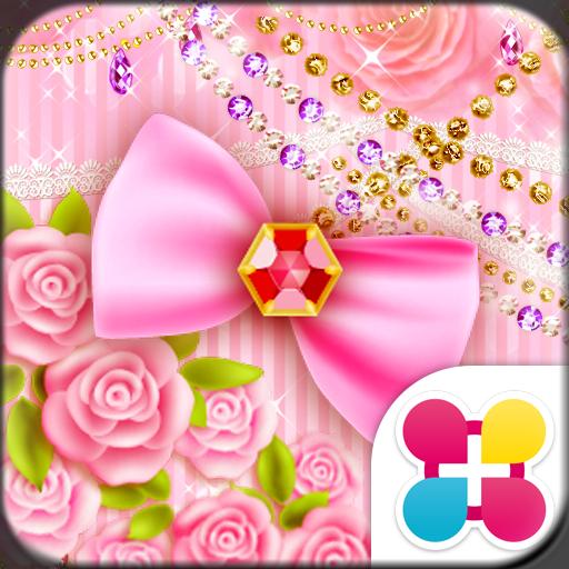 Dolly Pink Wallpaper Theme Icon