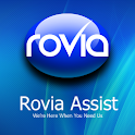 Rovia Assist logo