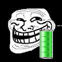 Memes Battery Widget logo