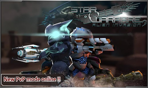 Star Warfare:Alien Invasion HD mod apk