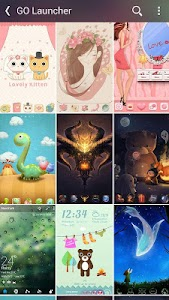 Kitty Play - Theme & Iconpack v1.12