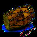 Dholak Player icon