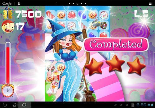 Candy Witch Pop Match