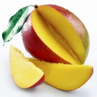 Kip Met Mango Uit De Oven