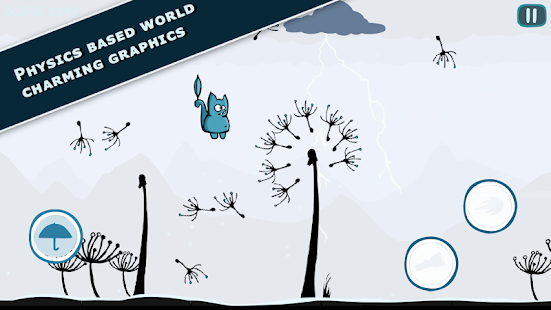 Bronko Blue, the kitten copter- screenshot thumbnail
