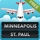 FLIGHTS Minneapolis Airport icon