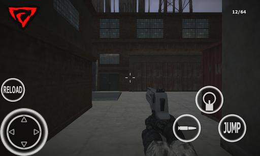 FPS戰爭2 - 射擊模擬器3D
