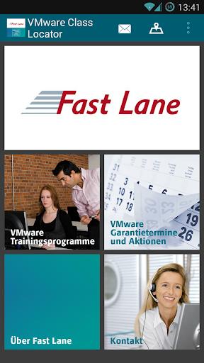 VMware Class Locator Fast Lane