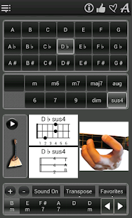 120 Balalaika Chords- screenshot thumbnail