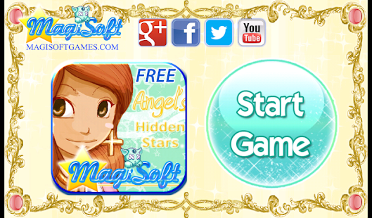 Angel's Hidden Stars Free - screenshot thumbnail