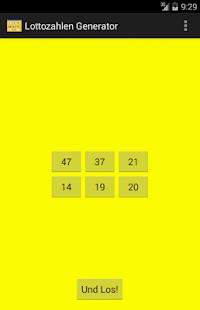 lottozahlen apps