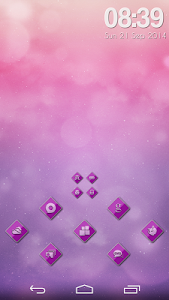 VM12 Purple Diamond Icons v2.04