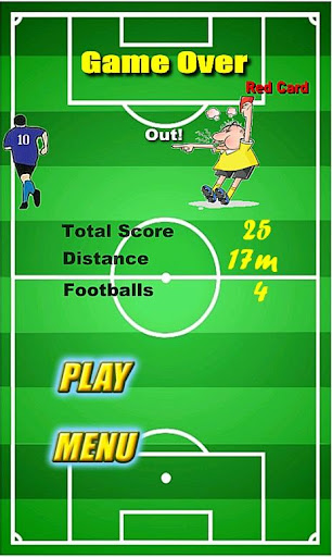 【免費體育競技App】Soccer Football Run-APP點子