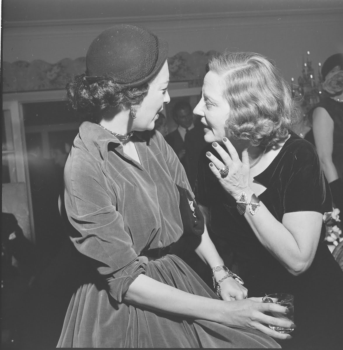 Hedda Hopper Party