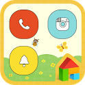 Small Spring dodol theme icon