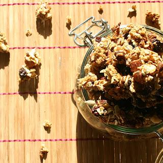 Chewy Breakfast Granola