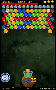 Space Bubble Shooter - screenshot thumbnail
