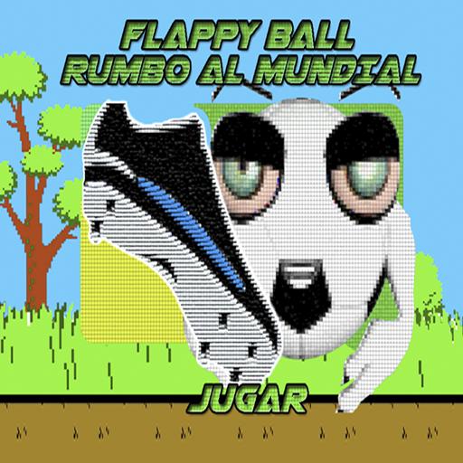 flappy ball fifa soccer LOGO-APP點子