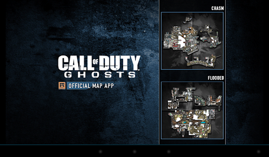 COD Ghosts Official MP Map App- screenshot thumbnail
