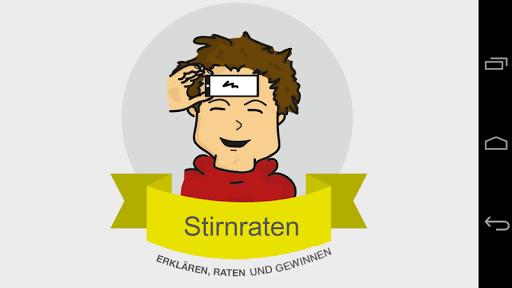 Stirnraten - Heads Up Scharade