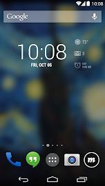 Muzei Live Wallpaper Screenshot 1