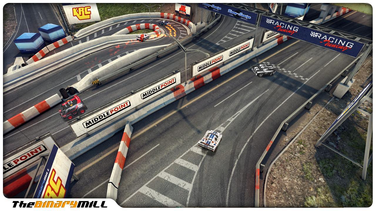 Mini Motor Racing screenshot #7