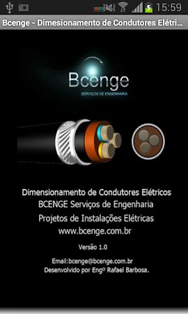 Cálculo - Condutores Elétricos 1.1 screenshot 1298941