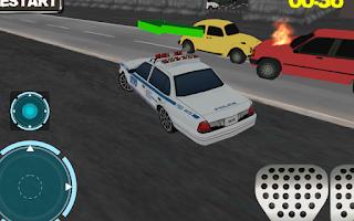 Screenshot of Ultra 3D car parking 2