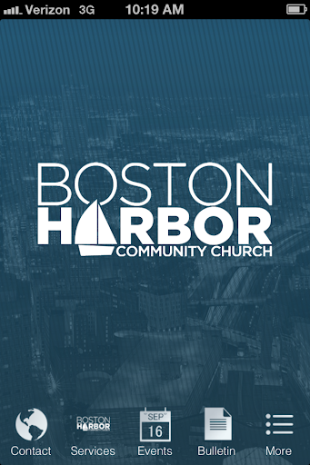 Boston Harbor Community Church