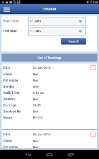 Pet Sitting & Dog Walking App- screenshot thumbnail