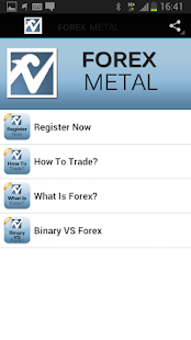 Forex Metal - screenshot thumbnail
