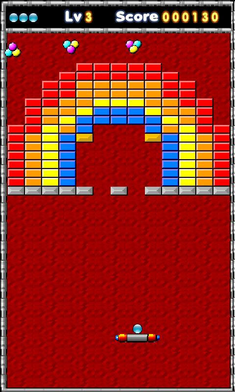arkanoid+ - screenshot