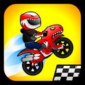 Motocross Saurus icon