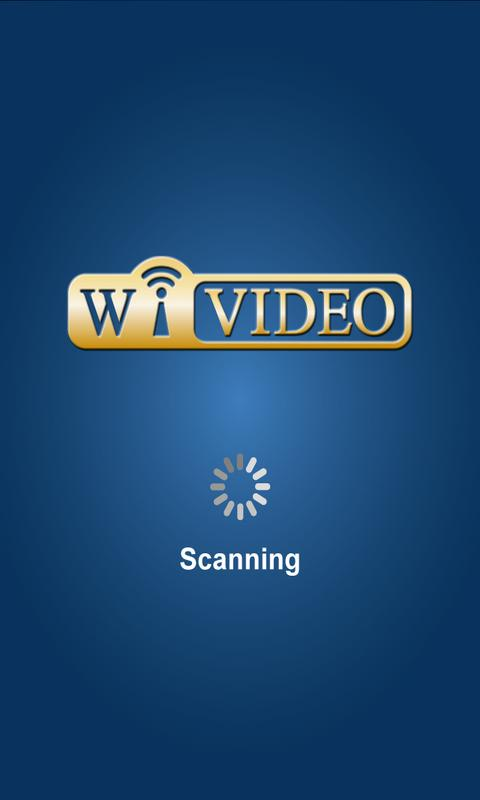 WiVideo - screenshot