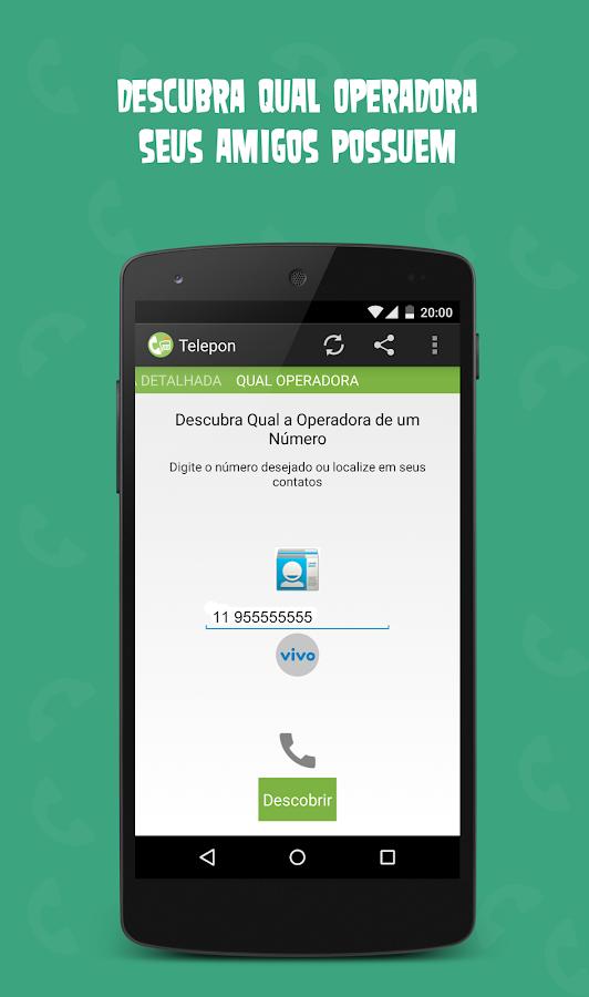 Telepon - screenshot
