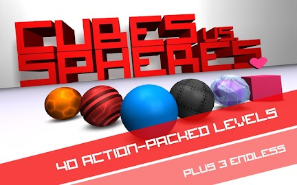 Cubes vs. Spheres Screenshot 5