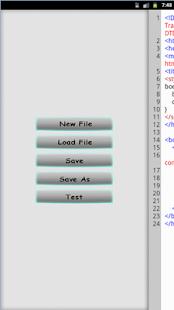 Dividet HTML Editor Lite - screenshot thumbnail