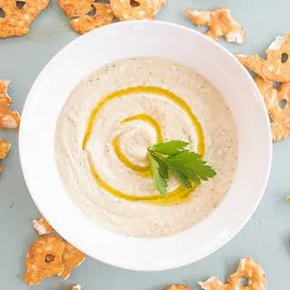 White Bean Dip (a.k.a. Italian Hummus).