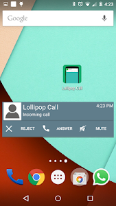 Lollipop Call v1.4.0
