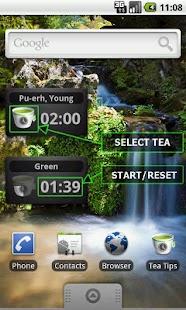 Tea Tips- screenshot thumbnail
