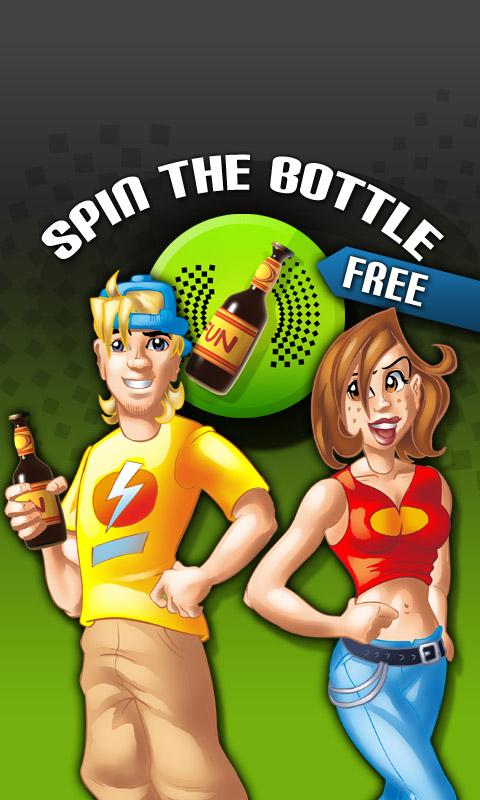 Spin The Bottle FREE - screenshot