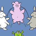 Dash & Ditto's Playground Free icon