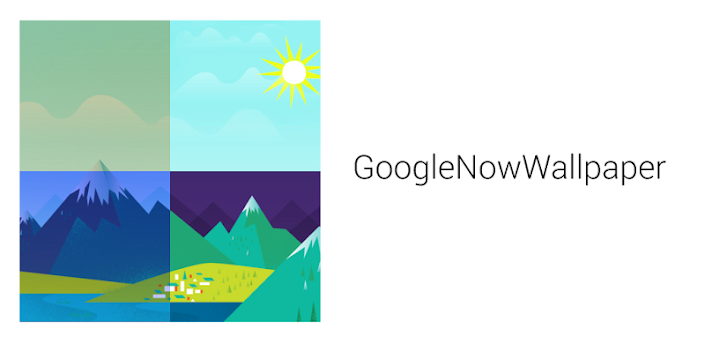 GoogleNowWallpaper HD