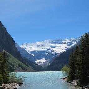 Lake Louise by Chris Bertenshaw - Uncategorized All Uncategorized (  )