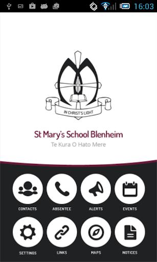 St Mary's School Blenheim