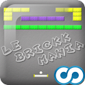 Le Brickk Mania: Brick Breaker logo