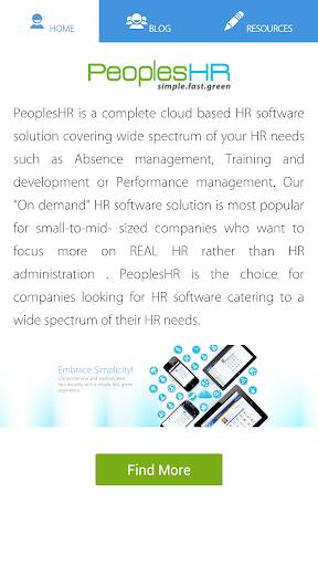 Peoples HR