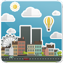Великие города,путешествия icon